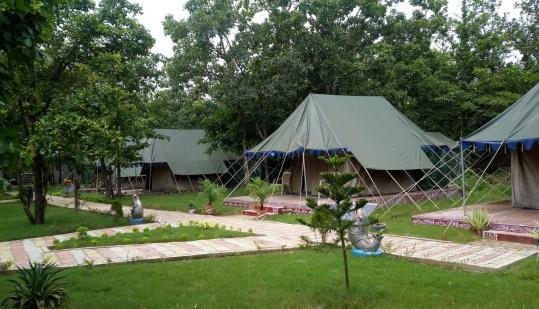 Rissia Nature Camp (Kuldiha)
